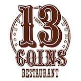 13 Coins - Bellevue Logo
