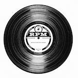 RPM: Pizza & Records Logo