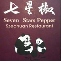 Seven Stars Pepper Szechuan Restaurant Logo