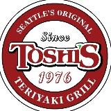 Toshi's Teriyaki Logo