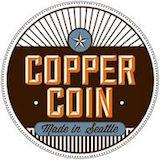 Copper Coin Logo