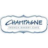 Champagne French Bakery Cafe Rancho Santa Fe Logo