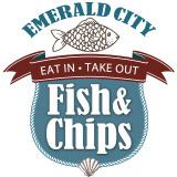 Emerald City Fish & Chips Logo