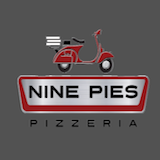 Nine Pies Pizzeria Logo