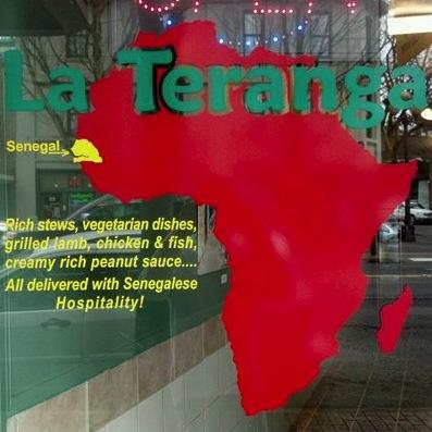 La Teranga Logo
