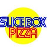 Slice Box Pizza Logo