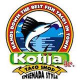 Kotija Jr Taco Shop Logo