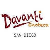 Davanti Enoteca - Del Mar Logo