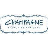 Champagne French Bakery Cafe Del Mar Highlands Logo