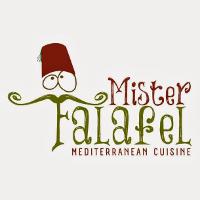 Mister Falafel Logo