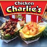 Chicken Charlie's FRYBQ Logo