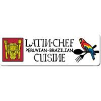 Latin Chef Peruvian Brazilian Restaurante Logo