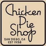 San Diego Chicken Pie Shop Logo