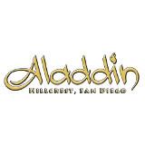 Aladdin Mediterranean Hillcrest Logo