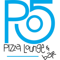 PO5 Pizza Lounge (Pizza on 5th) Logo