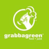 GrabbaGreen Food + Juice Logo