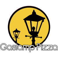 Gaslamp Pizza Logo