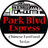 Park Blvd Express - Chinese Fast Food Logo