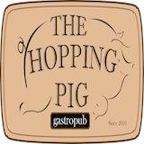 The Hopping Pig Gastropub Logo