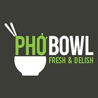 The Pho Bowl Logo