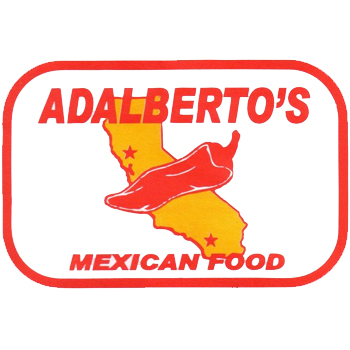 Adalberto's Mexican Food Logo