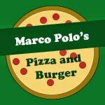 Marco Polo's Pizzeria Logo