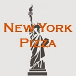 New York Pizza - Elliston Place Logo