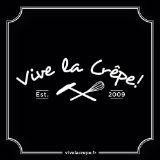 Vive La Crepe Logo