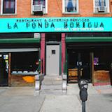 La Fonda Boricua Logo