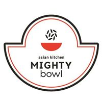 Mighty Bowl - Upper East Side Logo