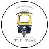 Top Thai (Greenwich) - Thai Halal Food Logo