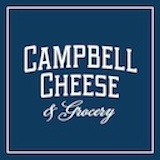 Campbell Cheese & Grocery Logo