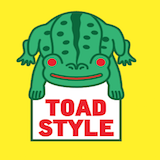 Toad Style Logo