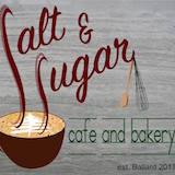 Salt and Sugar Cafe and Bakery Logo