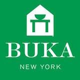 Buka Nigerian Restaurant Logo