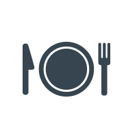 Cartaz  Caribbean Cuisine Logo