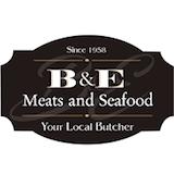 B & E Meats Logo