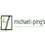 Michael & Ping's Modern Chinese Take-Out Logo
