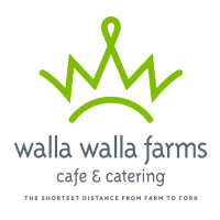 Walla Walla Farms Cafe - C.B.D. Logo