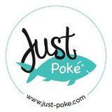 Just Poke - Kirkland Logo