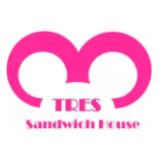Tres House of Cheesesteaks Logo