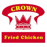 Crown Fried Chicken - Flatbush Logo