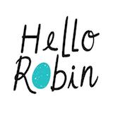 Hello Robin Logo