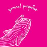 General Porpoise Doughnuts Logo