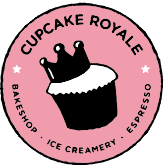 Cupcake Royale - Downtown Logo