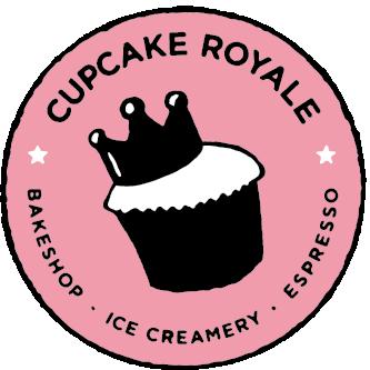 Cupcake Royale (Downtown) Logo