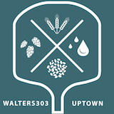 Walter's 303 Pizzeria & Publik House (Pearl St) Logo