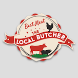 The Local Butcher Logo