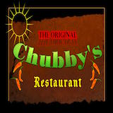 Chubby Burger Drive in Logo