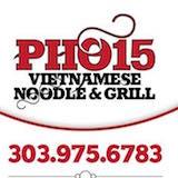 Pho 15 Logo